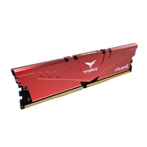 T-Force Vulcan Z Red 8Gb Ddr4 3000 Mhz Masaüstü Ram